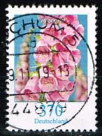 Bund 2019,Michel# 3501 O Blumen: Fingerhut - BRD