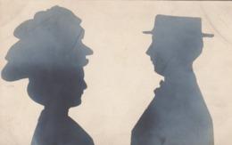 Silhouette ; Couple , 00-10s - Silhouette - Scissor-type