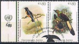 2015 - O.N.U. / UNITED NATIONS - VIENNA / WIEN - UCCELLI / BIRDS. USATO - Vienna – International Centre