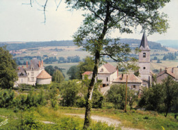 SIGNEVILLE (Hte- Marne): Vallée Du Rognon - Vue De Signeville - Autres Communes