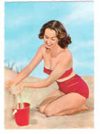 Germany - Pin Up Bikini Girl - Femme - Erotic - Erotik - Frau - Women - Nue - Pin-Ups