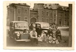 PHOTO - Voiture HILLMAN Avant 1948. - Voitures