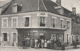 45 CHATILLON COLIGNY  Tabac Epicerie Maison BOULAIN Trés Animée - Chatillon Coligny