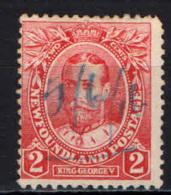 NEWFOUNDLAND - 1911 - EFFIGIE DI GIORGIO V - USATO - 1865-1902