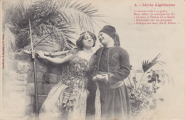 BERGERET Idylle Algérienne N° 4 - Bergeret