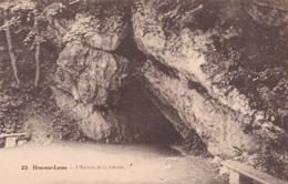 Han Sur Lesse, L'entrée De La Grotte (pk62819) - Rochefort