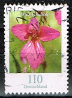 Bund 2019,Michel# 3471 O Blumen: Wild-Gladiole - BRD