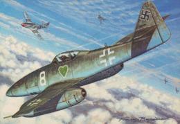 MESSERSCHMITT ME 262 (ALLEMAGNE)  LES CHASSEURS DE LA SECONDE GUERRE MONDIALE - 1939-1945: 2ème Guerre