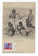 CPA - Égypte - Groupe De Bicharis - Egypt