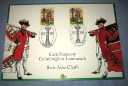 Herdenkingskaart - Carte-souvenir Fontenoy 2600(o) Cote 9€ België 1995 - Souvenir Cards
