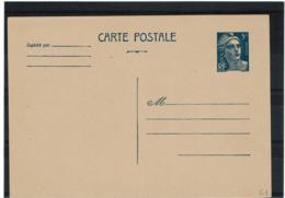 LCTN58/2 - FRANCE  CP GANDON 5f CARTON SOUPLE NEUVE - Entiers Postaux