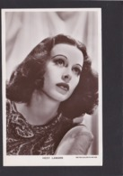 Heddy Lamarr.     Picturegoer Series. (Card Number 1208a.).   RPPC. - Schauspieler