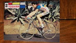 Jean François BERNARD Toshiba 1988 88 - Ciclismo