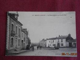 CPA - Bouaye - La Place Prise De La Grande Rue - Bouaye