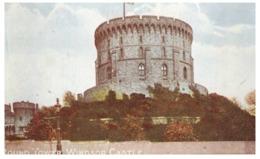 Windsor Castle Round Tower - Windsor Castle