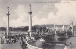 Exposition De Liège. 1905, Pont De Fragnée (pk62846) - Liege