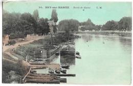 PENICHE - BRY SUR MARNE - Bords De Marne - Houseboats