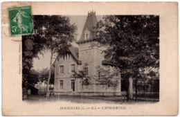 CPA Houeillès 47. Capbourteil, 1914 - Andere Gemeenten