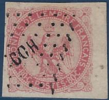 France Colonies Générales N°6 Petit Bdf Obl CCH Leger... Superbe - Gebraucht