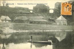 CPA - Belgique - Bouillon - Passage D'eau Château Et Ses Ponts-levis - Bouillon