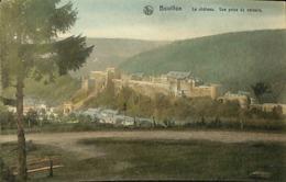 CPA - Belgique - Bouillon - Le Château - Bouillon