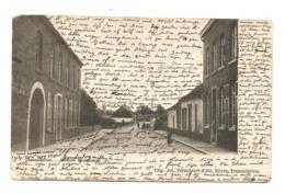 Tessenderlo - Gezicht Molenberg 1906 Uitg: Jos. Verachtert & Jul. Feysen - Tessenderlo