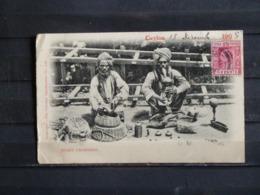 F15 - Ceylon - Snake Charmers - 1905 - Sri Lanka (Ceylon)