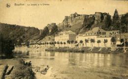 CPA - Belgique - Bouillon - La Semois Et Le Château - Bouillon