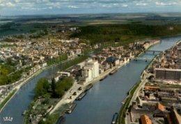 Dep 77 , Cpm MELUN , MA 1280 , L'ile Sur La Seine (12575) - Melun