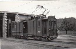 Stansstad-Engelberg Bahn. 8,5 X 7,5 Cm. Small Photo, No Postcard. - NW Nidwald