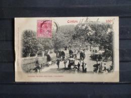 F15 - Ceylon - Street Scene - Pettah - Colombo - 1905 - Sri Lanka (Ceylon)