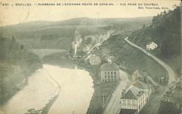 CPA - Belgique - Bouillon - Panorama De L'ancienne Route De Corbion - Bouillon