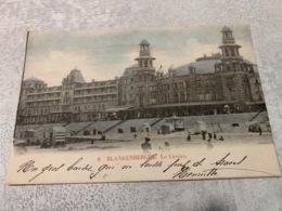 Blankenberghe Le Casino Colorisée  1902 - Blankenberge