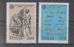 C 002 ) Free Shipping To // Italia Community Issues Europe CEPT 1982 **/MNH Historical Events - 1982