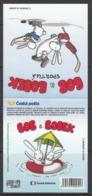 2015 Czech Hockey Cartoon Booklet  MNH @ BELOW FACE VALUE - Jockey (sobre Hielo)