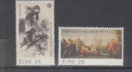 C 002 ) Free Shipping To // Irland Eire Community Issues Europe CEPT 1982 **/MNH Historical Events - 1982
