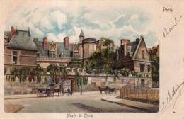 MUSEE DE CLUNY PARIS 1901 - Museos