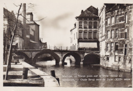 Mechelen, Oude Brug Over De Dyle (pk62904) - Malines