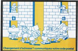 LCTN58/2 - FRANCE CP DE SERVICE CHANGEMENT ADRESSE NEUVE - Autres