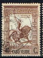 1938 Cape/Cabo Verde Af. 225 USED - Cape Verde