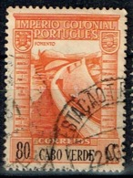 1938 Cape/Cabo Verde Af. 229 USED - Cape Verde