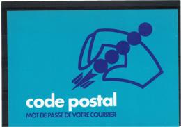 LCTN58/2 - FRANCE CP DE SERVICE CODE POSTAL - Autres