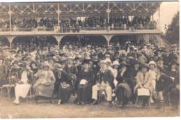 VICHY - Carte Photo Du  Couronnement De La Muse Du Peuple En 1923 (1). - Vichy