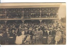 VICHY - Carte Photo Du  Couronnement De La Muse Du Peuple En 1923 (2). - Vichy