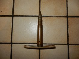 Munition Pour Fusil Antichar 55 BOYS Britannique Avec Clip Ww2 - 1939-45