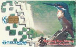 MALASIA. AVES - BIRDS. Burung Raja Udang. 10RM. MLS-BRU-1. (040) - Pájaros
