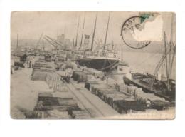 BORDEAUX (33) - Quai De Bacalan Vers Les Docks - Bordeaux