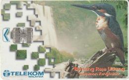MALASIA. AVES - BIRDS. Burung Raja Udang. 10RM. MLS-BRU-2. (039) - Pájaros