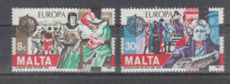 C 002 ) Malta Community Issues Europe CEPT 1982 **/MNH Historical Events - 1982