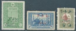 Turchia Turkey Ottomano Ottoman 1919/1920 FRANCE COLONIE CILICIE,Siria T.E.O.Not Used,Hinged - 1858-1921 Empire Ottoman
